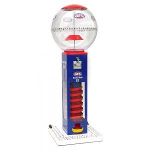 AFL Big Ball Vending Machine