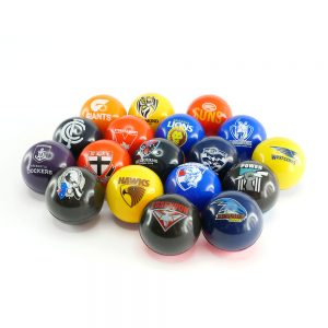 Bouncing Balls 45mm AFL Solid