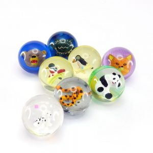 Bouncing Balls 45mm Animal