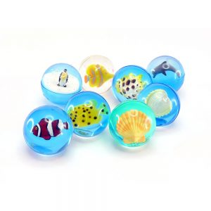 Bouncing Balls 45mm Aquarium