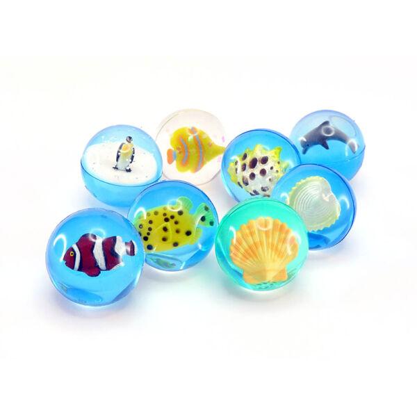 Bouncing Balls 45mm Aquarium