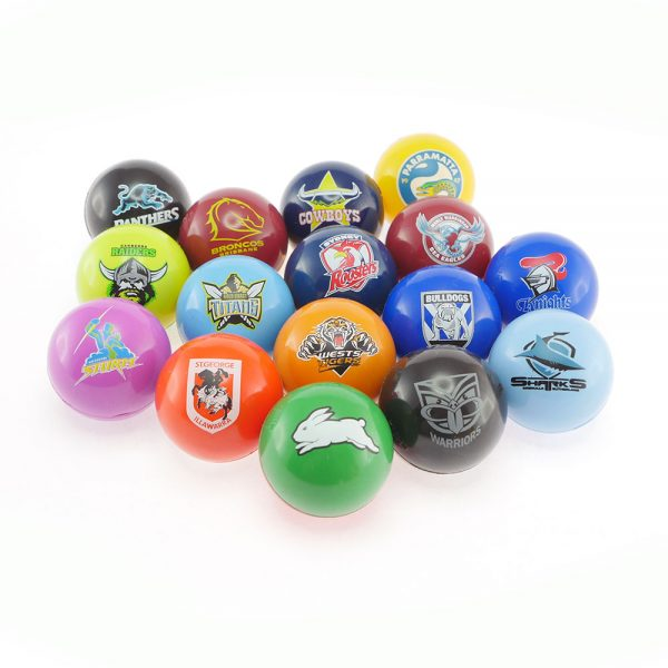 Bouncing Balls 45mm NRL Solid