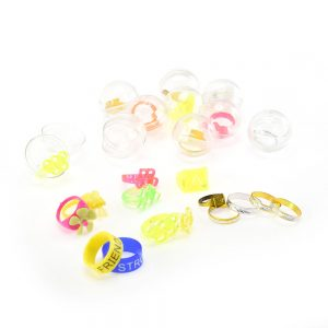 Capsuled Toys 25mm Mixed