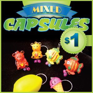 Mixed Capsules $1