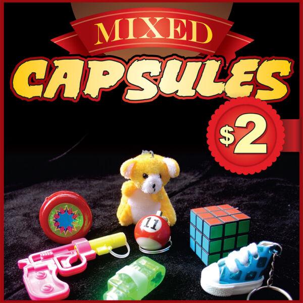 Mixed Capsules $2