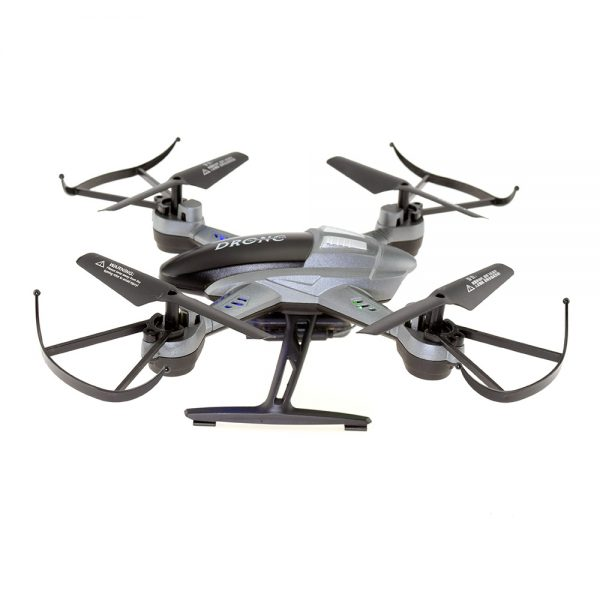 L6056WS Quadcopter - Side View